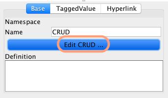 Edit CRUD