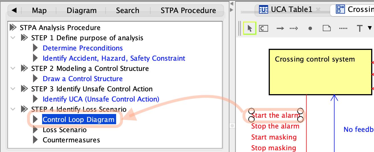 Create Control Loop Diagram